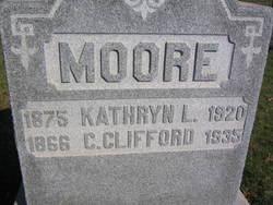 Kathryn Louise <i>Kendig</i> Moore
