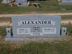 Mabel Needth <i>Anderson</i> Alexander