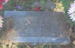 Ina Mae <i>Bowen</i> Overton
