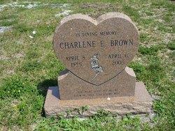Charlene E Brown