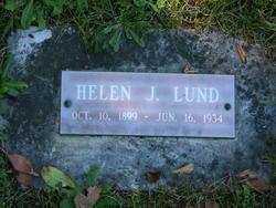 Helen J Lund