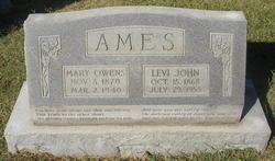 Mary <i>Owens</i> Ames