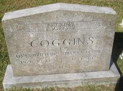 Theodocia <i>Edwards</i> Coggins