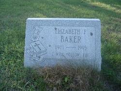Elizabeth F. <i>Beard</i> Baker