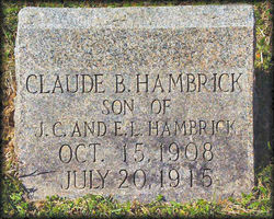 Claude Bond Hambrick