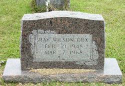 Ray Wilson Cox