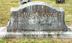 Mary Adelaide <i>Blanding</i> Haman