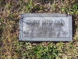 George David Gov Aiken