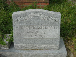 Margaret <i>Granger</i> Baggett