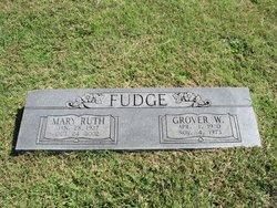 Mary Ruth <i>Chappell Fudge</i> Sapp