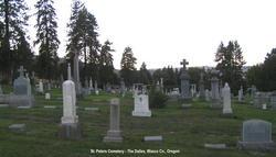 Saint Peters Parish Center Cemetery