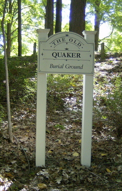 Old Quaker Burial Ground