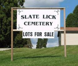 Slate Lick Cemetery