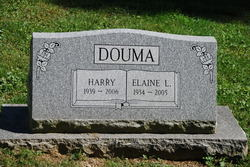 Elaine L. <i>Hahn</i> Douma