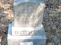 Mary E Boggs