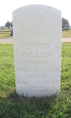Stephen A. Beach