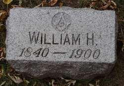 Pvt William Harrison Hughes