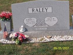 PFC Robert Gene Raley