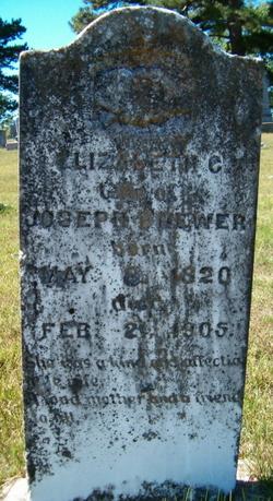 Ellizabeth C. <i>Robertson</i> Brewer