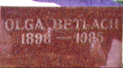 Olga Betlach