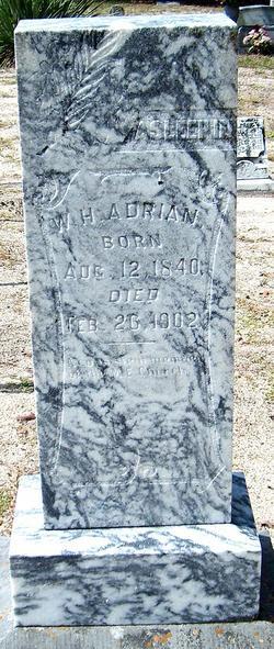 William H. Adrian