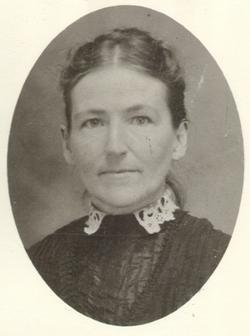 Mary Eliza Virginia Mollie <i>Mitchell</i> Hines