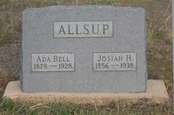 Ada Bell <i>Copeland</i> Allsup