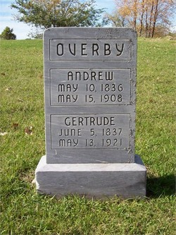 Gertrude <i>Fardahl</i> Overby