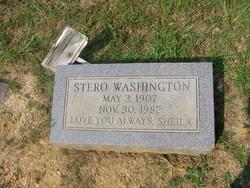 Stero Washington