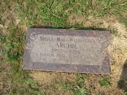 Sheila Mae <i>Washington</i> Archie