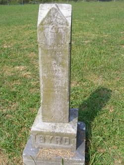 Rev Jacob Byrd