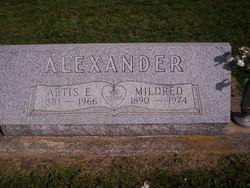 Emma Mildred <i>Mathias</i> Alexander