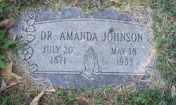 Dr Amanda Johnson
