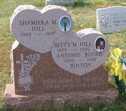 Betty M Hill