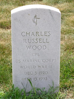 Charles Russell Wood