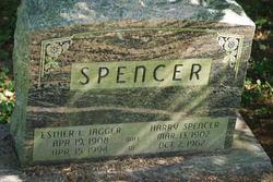 Esther L. <i>Jagger</i> Spencer
