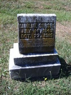 Caroline Sursey