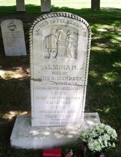 Almira Henrietta <i>Lott</i> Murdock