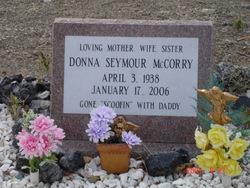 Donna <i>Seymour</i> McCorry