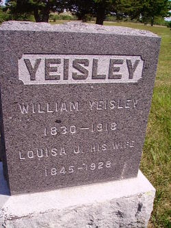William Yeisley