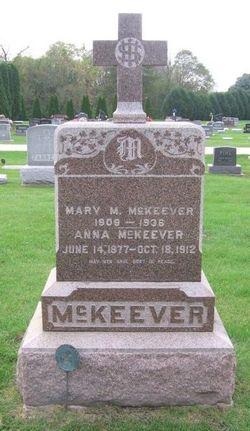 Anna <i>O'Neal</i> McKeever
