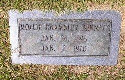 Mollie <i>Chambley</i> Bennett