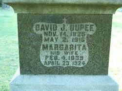 Margaret <i>Wilcott</i> Dupee