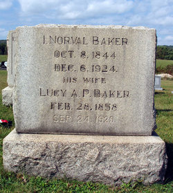 Isaac Norval Baker