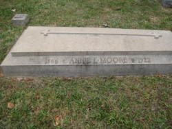 Annie E Moore