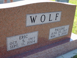 Pauline <i>Alms</i> Wolf