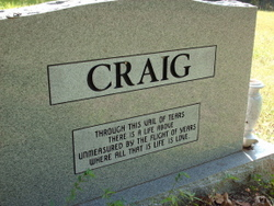 Thana M Craig