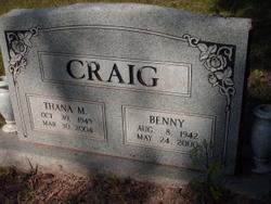 Benny Craig