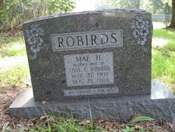 Mae H Robirds