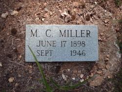 Monta Calvin Mack Miller